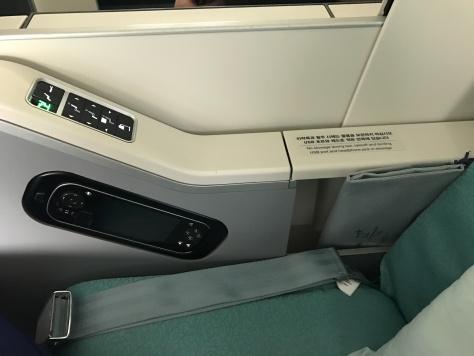 8a - seat controls